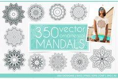Mandala bundle SVG, Mandala Flower Product Image 1