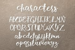 Web Font Lovelight Typeface Product Image 6
