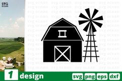 FARM HOUSE SVG QUOTES | Farm quote svg | Farm saying svg Product Image 1