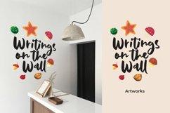 Web Font Baffina - Script Fancy Fonts Product Image 5