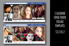 5 Facebook cover photo collage Product Image 1