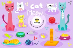 Cats Clipart Product Image 1