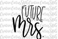 Future Mrs SVG Product Image 1