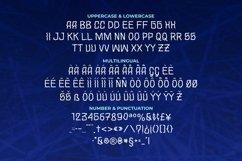 Web Font Protuberanza Font Product Image 2