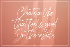 Southgirl Handwritten Font Product Image 3