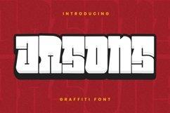 JASONS Font Product Image 1