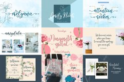 Mighty Font Bundle Product Image 2