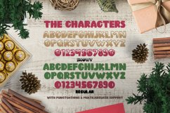 Jolly Christmas Font Product Image 2