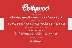 Bollywod Handwritten Brush Product Image 3