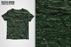 Russia Worm Camouflage Patterns Product Image 3