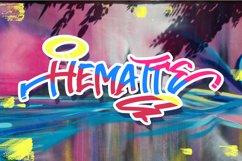 AtteThi Graffiti Font Product Image 3