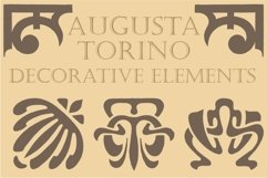 Augusta Torino Ornaments Product Image 6