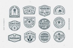 12 Coffee Logo and Badge Templates Product Image 3