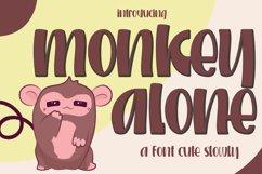 Monkey alone Product Image 1