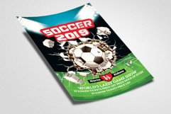 Soccer Match Championship Flyer Product Image 2