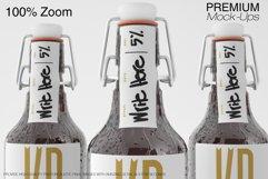 Beer Bottle Mockup Pack Product Image 5