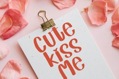 Play Loving | A Beauty Typeface Font Product Image 5