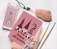 Cute Christmas greeting cards Product Image 6