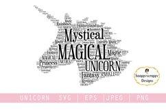 SVG Bundle Unicorn, Butterflies, Trees, Shoes Product Image 6