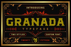 Granada Regular And Spurs Product Image 1