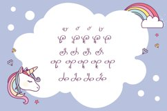 Rainbow Script Product Image 6