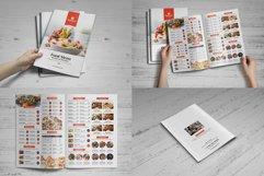 Food Menu Restaurant Brochure Bundle Product Image 4