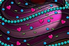 Pearls & Sugar Illustrator Brushes Product Image 1
