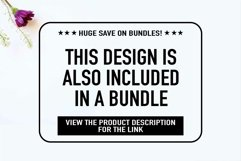 Circle sunflower frame SVG, Wedding invitation frame Product Image 3