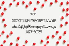 Fruity Patootie Font Duo Product Image 3