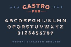 Gastro Pub - Type Family - Font Family Product Image 3