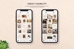 Alani Instagram Puzzle Template - Canva & PSD Product Image 3