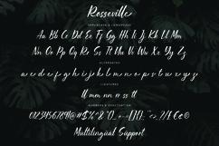 Rosseville - Handwritten Font Product Image 2