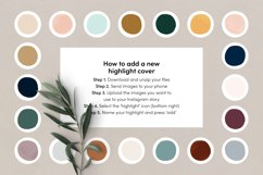 Instagram Highlight Covers Boho Colours Product Image 3