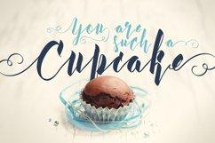 Kexman font + Cupcake photos Product Image 3