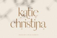 Esther - Stylish Ligature Serif Font Product Image 3