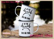 If Im drunk friends groom crew cricut waterslide 300 dpi png Product Image 2