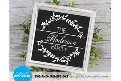 Wedding sign SVG, Mr and Mrs SVG, Just Married Sign SVG Product Image 3
