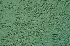 Green plaster wall. Background image Product Image 1