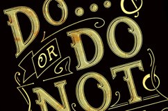 Oldser Typeface + Bonus Vectors Product Image 5