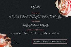 A Paris Handwritten Font Product Image 6