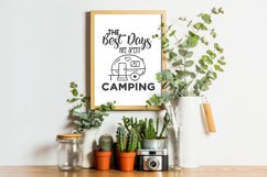 Camping SVG Bundle. Product Image 6
