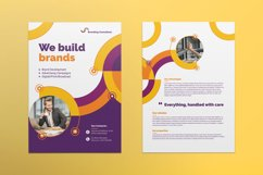 Branding Consultant Flyer Product Image 2