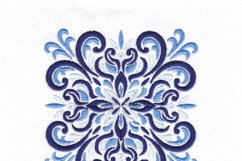 Decorative Quilt Blocks No3 Embroidery Design Product Image 3