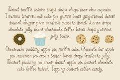 Strawberry Cake Whimsical Font Product Image 3