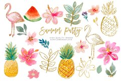summer fashion clip art, gals graphics clipart, Product Image 8