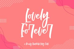Lovely Forever Product Image 1