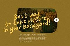 Explore Wonders - Bold Handwritten Font Product Image 5