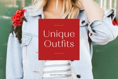 Quiche Font Family Product Image 2