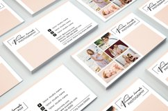 Photographer Business Card Template Product Image 2