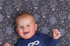 Mockup baby onesie Product Image 6